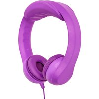 Itek Childrens Flexi Headphones - Purple 356847