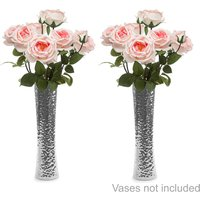 Twinpack Rose Large Bouquet with 7 LED Lights - Scented 357345