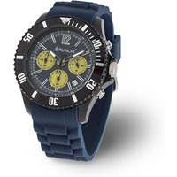 Avalanche Gents Quartz Chronograph Watch with Silicone Buckle Strap 358901