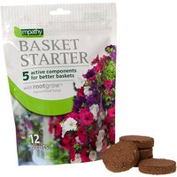 Hanging basket Biscuits x 12 pack 365334