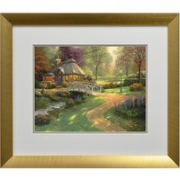 Thomas Kinkade Friendship Cottage Open Edition Print 366062