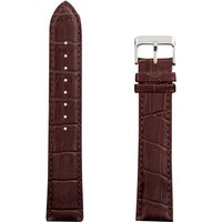Constantin Weisz Interchangeable Brown Leather Strap 388464