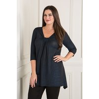 Reflections Sparkle Gather Detail Tunic 389077