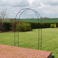 Rose Arch 2.4M tall (self-assembly) 390453