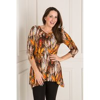 Reflections Viscose Printed Tunic 399681