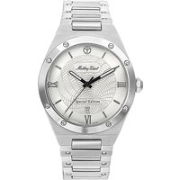 Mathey-Tissot Gents Elisir Limited Edition Watch with Stainless Steel Case 402927
