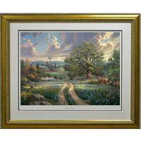 Thomas Kinkade Country Living Limited Edition Print 403077
