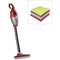 Monster 2 in 1 Hard Floor and Handheld Vacuum Cleaner with 6 Pack Microfibre Cloths 404641