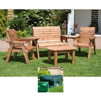 Charles Taylor Four Seater Multi Set with FREE Cover 406497