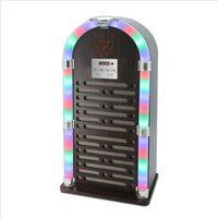 Itek Bluetooth Jukebox - Brown 408064