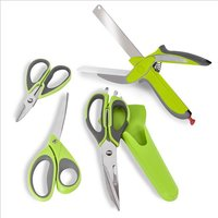 Tower Tower Health Set Of 4 Scissors 408425
