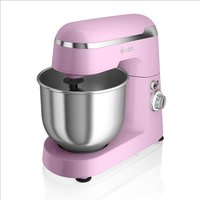 Swan Retro Stand Mixer Pink - Pink 408628