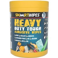 Heavy Duty Abrasive Wipes Pack of 75 409936