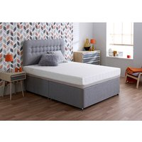Sleep Genie Memory Pocket 1000 Super King Size Mattress 413050