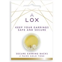2 Pairs of LOX Secure Earrings Back 426535