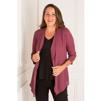 Nicole Georgette Soft Jacket 427866