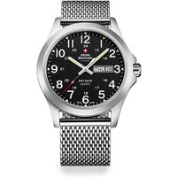 Swiss Military Gent's Watch with Milanese Bracelet 436490