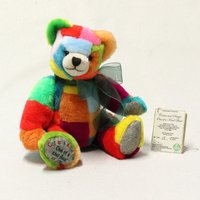 Colour and Design - One of a Kind Bear by HERMANN - Spielwaren 437393