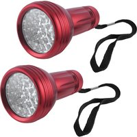 Set of 2 Compact Torches 438698