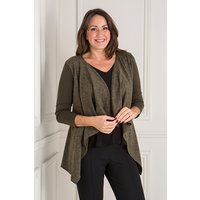 Nicole Brushed Waterfall Cardigan 438849