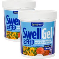 Garden Boost Swell Gel and Feed 500g x 2 441203