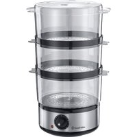Russell Hobbs 3 Tier Compact 7L Steamer