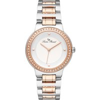 Lucien Piccard Ladies Grace Watch with Stainless Steel Bracelet