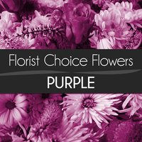 Purple Florist Choice Bouquet