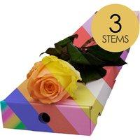 3 Classic Bespoke Roses