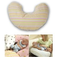 Tippitoes Nimbus Nursing Pillow-Pink Candy