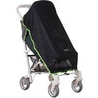 Koo-di Sun & Sleep Stroller Cover-Black