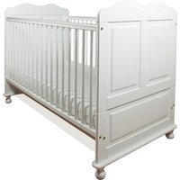 Little Babes Robie Cotbed-White