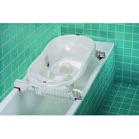 OK BABY Onda Support Bars For Baby Bath-White