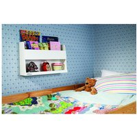 Tidy Books Bunk Bed Buddy-White - Books Gifts