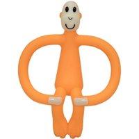 Matchstick Monkey Teething Toy-Orange