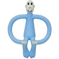 Matchstick Monkey Teething Toy-Light Blue