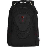 """Ibex Deluxe 17"""" sacoche d'ordinateurs portables 43,2 cm (17"""") Sac à dos Noir"""