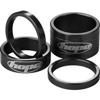 Hope Space Doctor Headset Spacers Black