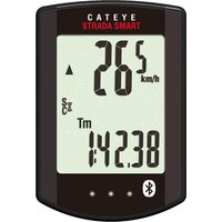 Cateye Strada Smart Computer with Speed Cadence and Heart Rate Sensor