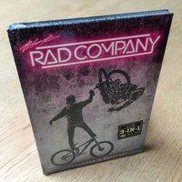 Brandon Semenuks Rad Company 3 in 1 DVD
