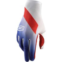 100 Percent Celium Gloves Blue