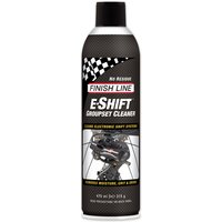 Finish Line E-Shift Groupset Cleaner Aerosol 315ml/9oz