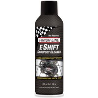 Finish Line E-Shift Groupset Cleaner Aerosol 550ml/16oz