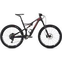 2016 Specialized Stumpjumper FSR Expert Carbon 650b Mountain Bike Blk