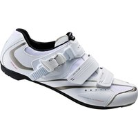 Shimano WR42 Womens SPD Road Shoes White