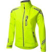Altura Night Vision Evo Womens Waterproof Jacket Hi Vis Yellow
