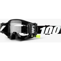 100 Percent Strata Forecast Goggles Outlaw/clear Lens