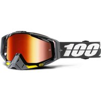100 Percent Racecraft Fortis Goggles Red Lens