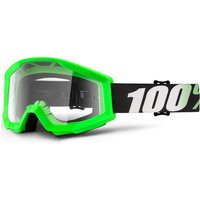100 Percent Strata Arkon Goggles Clear Lens