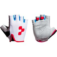 Cube Race Teamline Mitts White/Red/Blue